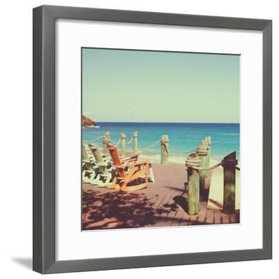 On Deck I-Susan Bryant-Framed Photographic Print