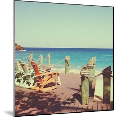 On Deck I-Susan Bryant-Mounted Photographic Print
