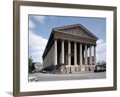Paris, La Madeleine - France-Pol M.R. Maeyaert-Framed Photographic Print