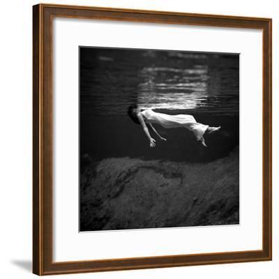 Weeki Wachee Spring, Florida-Toni Frissell-Framed Photo