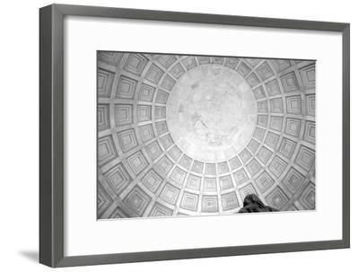 Jefferson Memorial Rotunda Washington DC--Framed Photo
