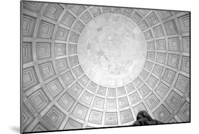 Jefferson Memorial Rotunda Washington DC--Mounted Photo