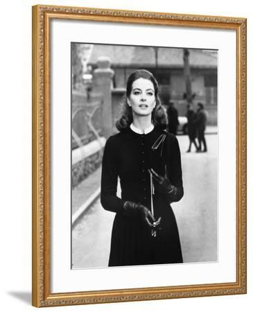 What's New Pussycat?. Capucine--Framed Photo