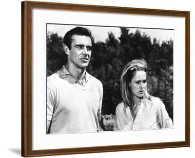 Dr. No--Framed Photo