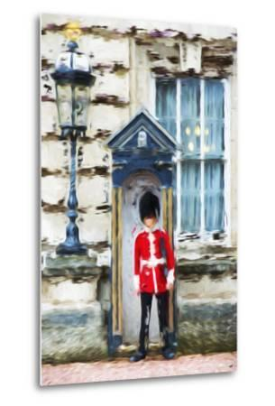 National Guard - In the Style of Oil Painting-Philippe Hugonnard-Metal Print