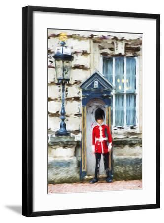 National Guard - In the Style of Oil Painting-Philippe Hugonnard-Framed Giclee Print