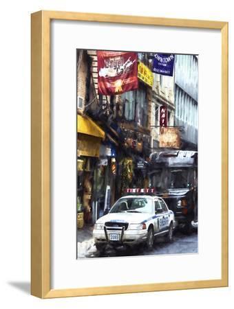 Sheriff District-Philippe Hugonnard-Framed Giclee Print