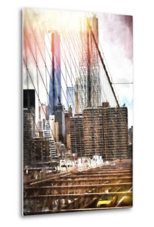 Towers Bridge-Philippe Hugonnard-Metal Print