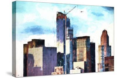 Skyscrapers-Philippe Hugonnard-Stretched Canvas Print