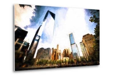 One World Trade Center District-Philippe Hugonnard-Metal Print