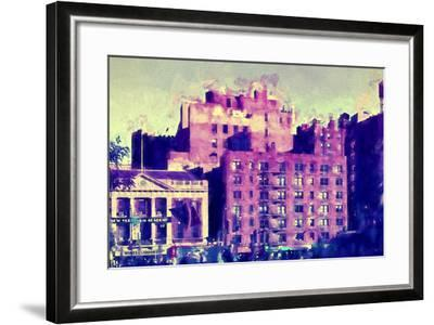 NYC Academy-Philippe Hugonnard-Framed Giclee Print