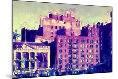 NYC Academy-Philippe Hugonnard-Mounted Giclee Print