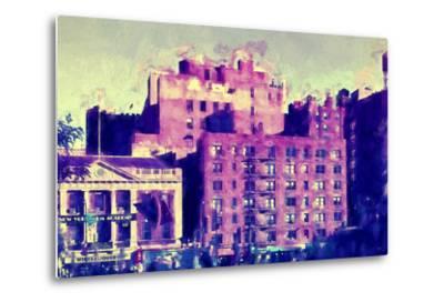 NYC Academy-Philippe Hugonnard-Metal Print