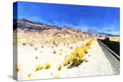 On the Road-Philippe Hugonnard-Stretched Canvas Print