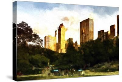 Late Afternoon-Philippe Hugonnard-Stretched Canvas Print