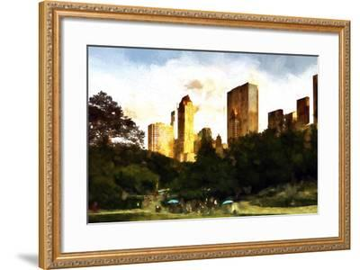 Late Afternoon-Philippe Hugonnard-Framed Giclee Print