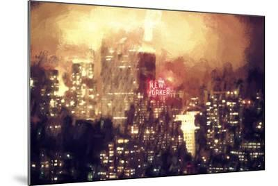 The New Yorker-Philippe Hugonnard-Mounted Giclee Print