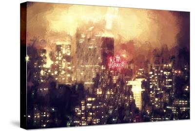 The New Yorker-Philippe Hugonnard-Stretched Canvas Print