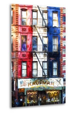 American Colors-Philippe Hugonnard-Metal Print