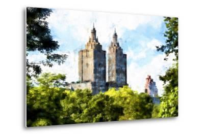 Central Park West-Philippe Hugonnard-Metal Print