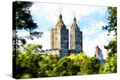 Central Park West-Philippe Hugonnard-Stretched Canvas Print