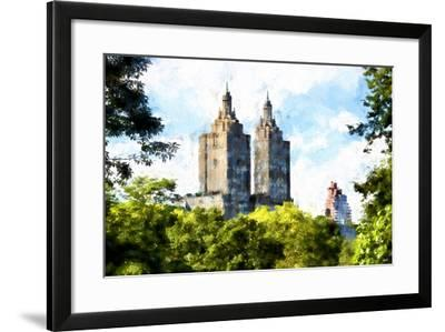 Central Park West-Philippe Hugonnard-Framed Giclee Print