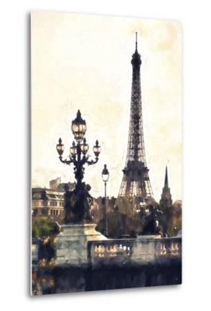 Paris So Romantic-Philippe Hugonnard-Metal Print
