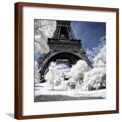 Majestic Forest - In the Style of Oil Painting-Philippe Hugonnard-Framed Giclee Print