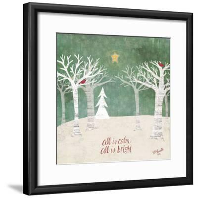 Christmas Trees-Katie Doucette-Framed Premium Giclee Print