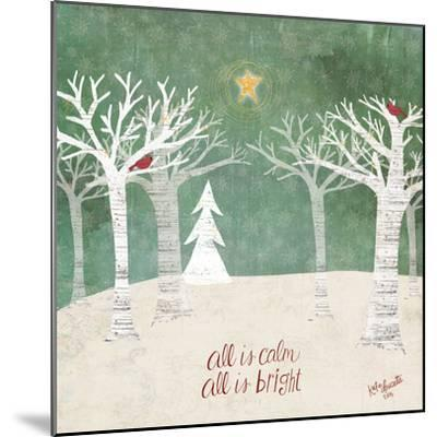 Christmas Trees-Katie Doucette-Mounted Premium Giclee Print