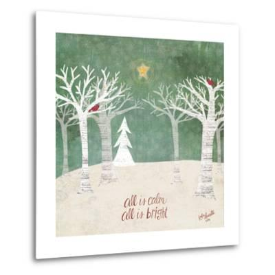 Christmas Trees-Katie Doucette-Metal Print