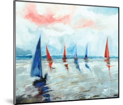 Sailing Boats Regatta-Stuart Roy-Mounted Art Print