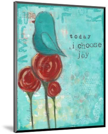 Today-Cassandra Cushman-Mounted Art Print