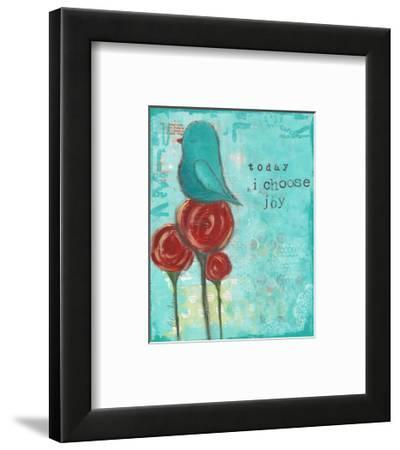 Today-Cassandra Cushman-Framed Art Print