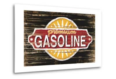 Gasoline-Jennifer Pugh-Metal Print