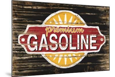 Gasoline-Jennifer Pugh-Mounted Art Print