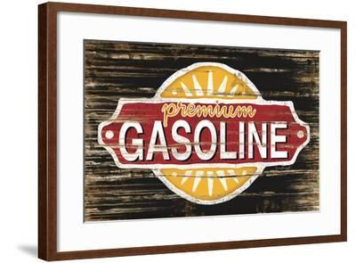Gasoline-Jennifer Pugh-Framed Art Print