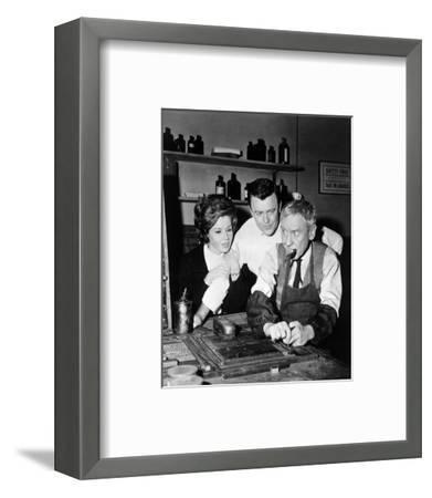 The Twilight Zone--Framed Photo