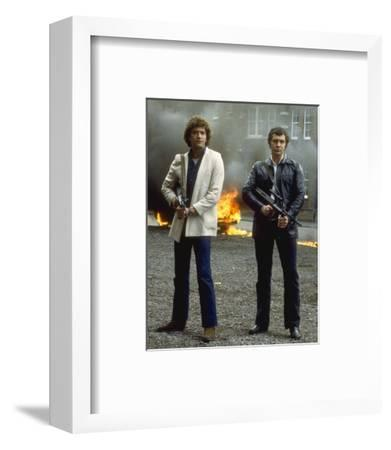 The Professionals--Framed Photo