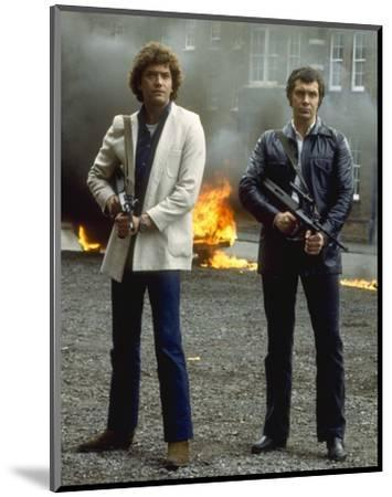 The Professionals--Mounted Photo