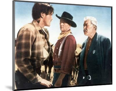 The Searchers--Mounted Photo