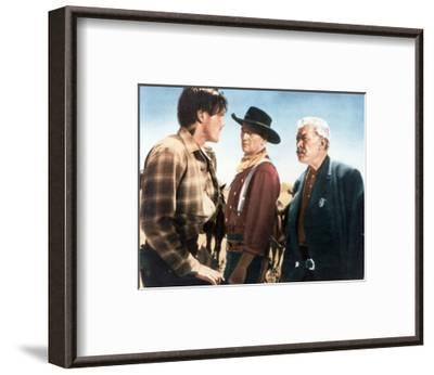 The Searchers--Framed Photo