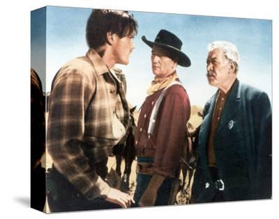 The Searchers--Stretched Canvas Print
