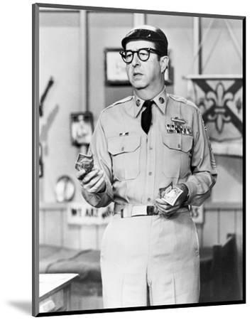 The Phil Silvers Show--Mounted Photo