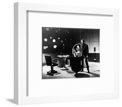 The Prisoner--Framed Photo