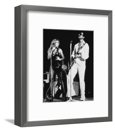 Tina Turner--Framed Photo