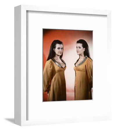 Twins of Evil--Framed Photo