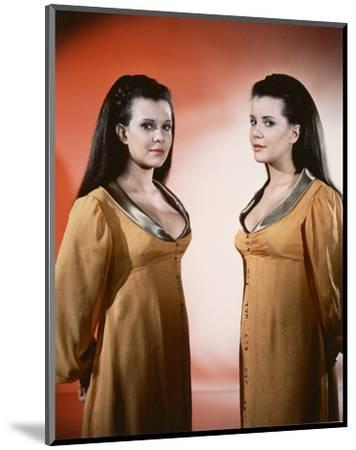 Twins of Evil--Mounted Photo