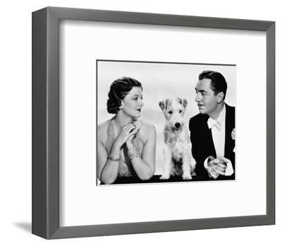 After the Thin Man--Framed Photo