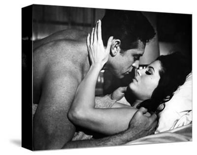 Valley of the Dolls--Stretched Canvas Print